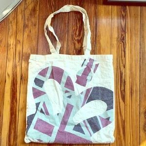 RARE Topshop NYC Opening Spring 2009 Tote